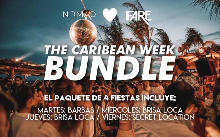 The caribbean week BUNDLE