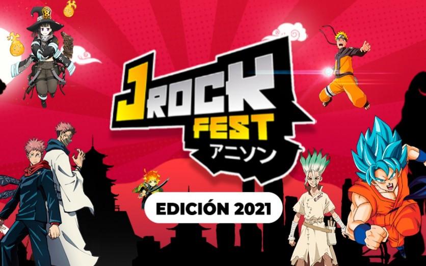 JRock Fest アニソン 2021 - l