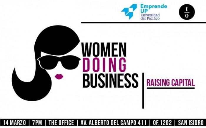 Women Doing Business: Raising Capital /  / Joinnus