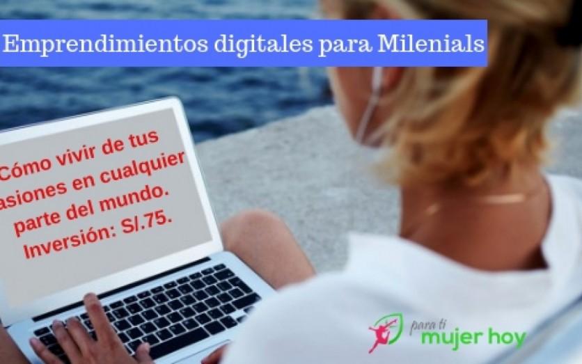Negocios online  para Mujeres de 40  & más