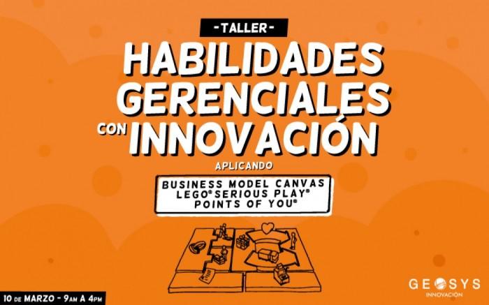 Taller Habilidades Gerenciales con Innovación  /  / Joinnus