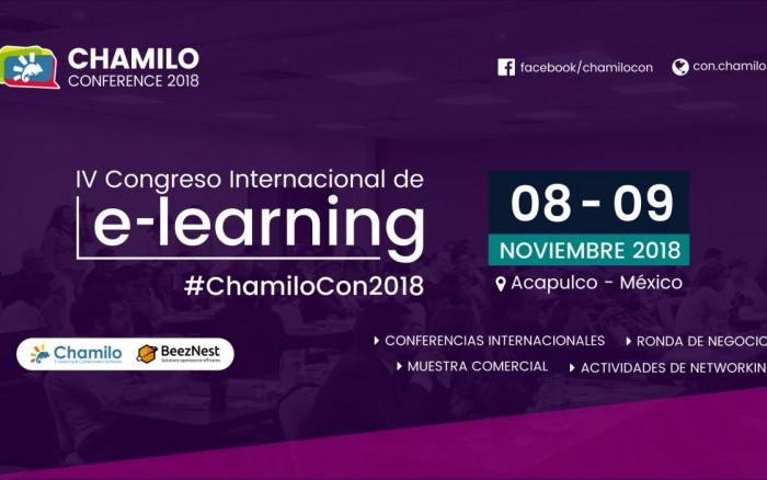 ChamiloConference Acapulco - México 2018 /  / Joinnus