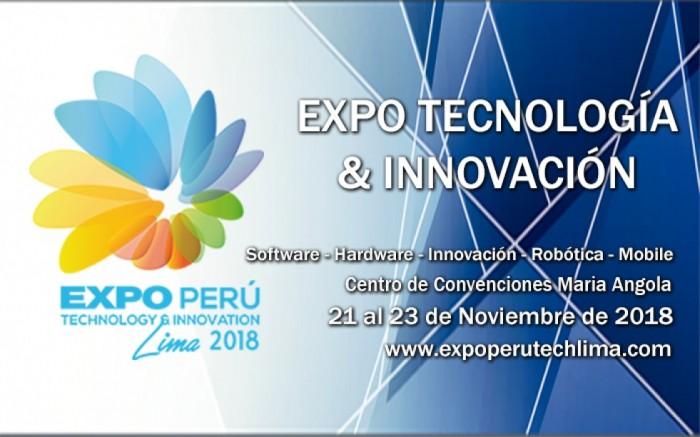 Expo Perú Technology & Innovation Lima 2018 /  / Joinnus