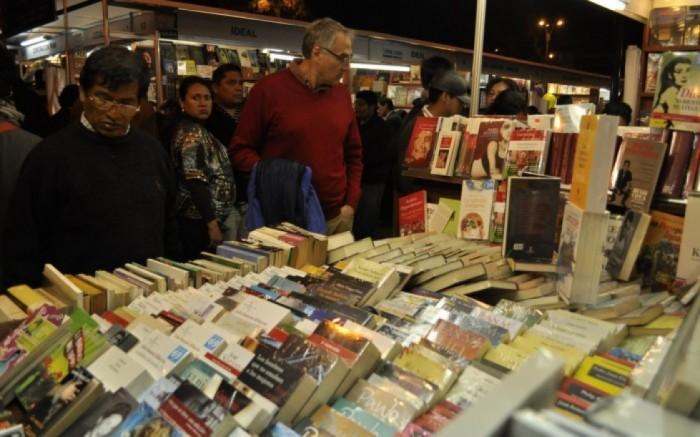 Feria del libro y exposiciones minuto 90 joinnus for Minuto uno primicias ya