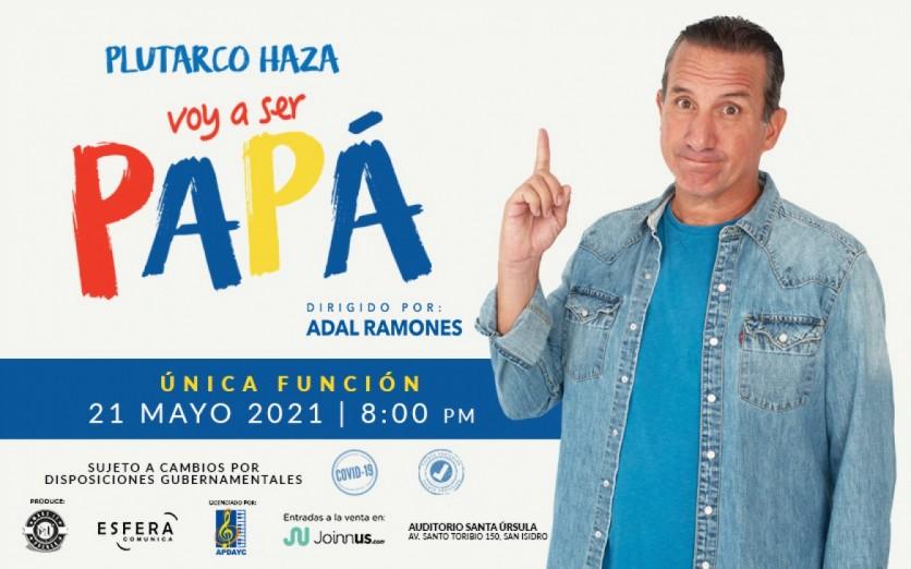 VOY A SER PAPÁ (Presencial Perú)
