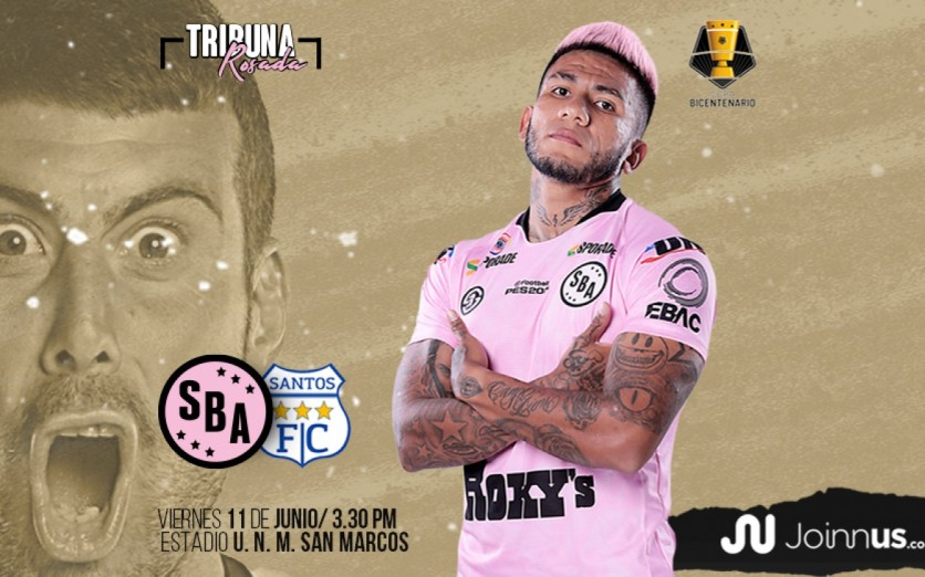 Tribuna Virtual Rosada: Sport Boys vs Santos F.C.