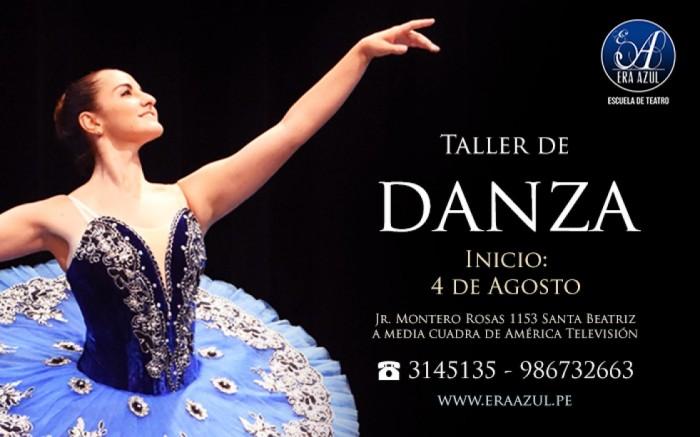 Taller de Danza: Ballet, Marinera más! /  / Joinnus