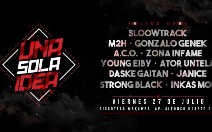 """Festival """"UNA SOLA IDEA"""""""