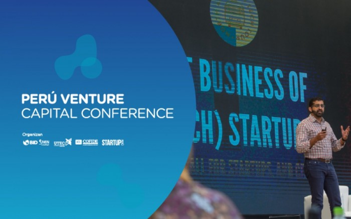 Peru Venture Capital Conference 2018 (PVCC)