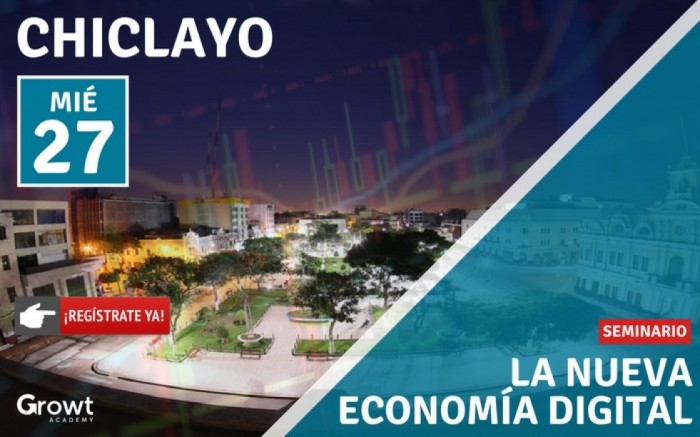 Seminario La Nueva Economía Digital /  / Joinnus