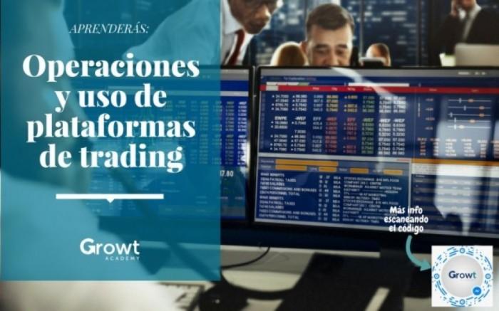 Workshop de Operaciones de Trading en Vivo /  / Joinnus