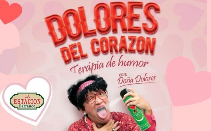 DOLORES del CORAZÓN Terapia de Humor /  / Joinnus