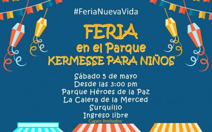 Feria En El Parque Tercera Edicion Kermesse Joinnus