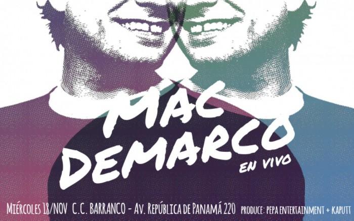 Mac DeMarco en Vivo /  / Joinnus