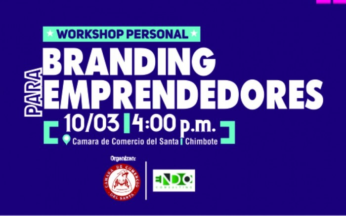 Workshop Personal Branding para Emprendedores /  / Joinnus