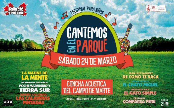 Cantemos en el parque - Festival para niños /  / Joinnus
