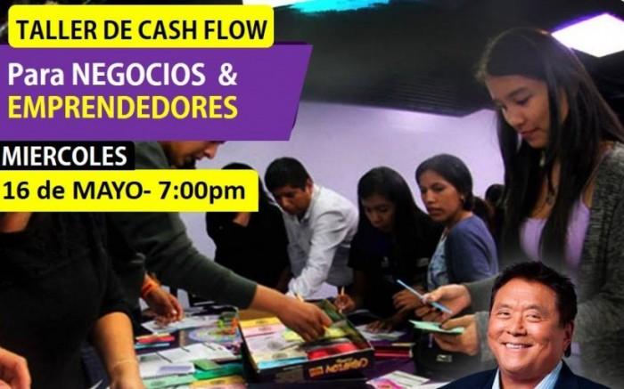 Taller de Cash Flow para NEGOCIOS & EMPRENDEDORES /  / Joinnus