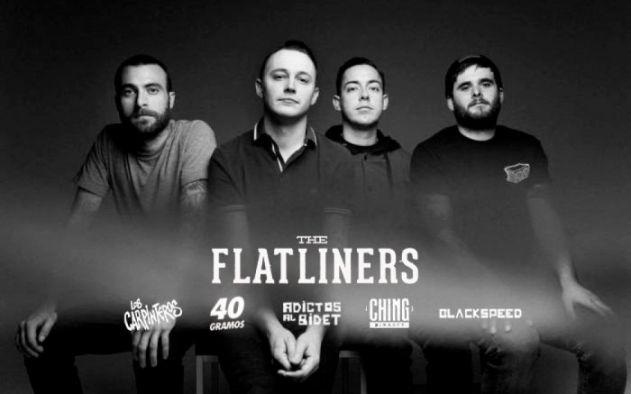 The Flatliners en Lima /  / Joinnus