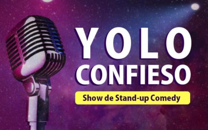 YOLO CONFIESO: Show de Stand-up Comedy