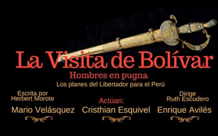 La Visita de Bolívar /  / Joinnus