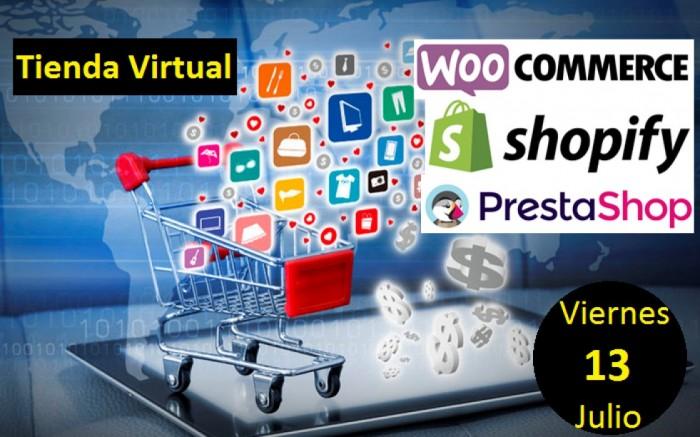 Aprende a crear tu propia Tienda Virtual /  / Joinnus