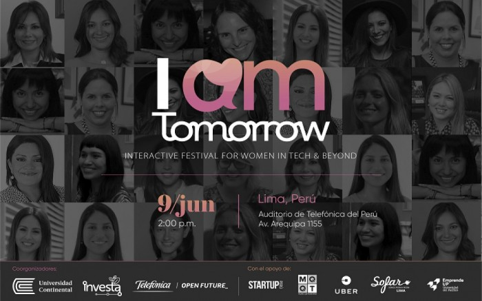I Am Tomorrow Lima /  / Joinnus