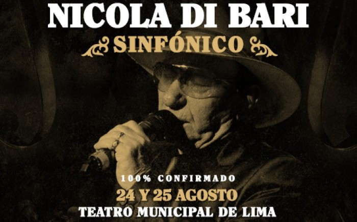 Nicola Di Bari - Sinfónico /  / Joinnus