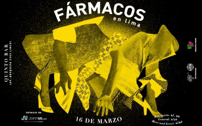 FÁRMACOS en Lima /  / Joinnus