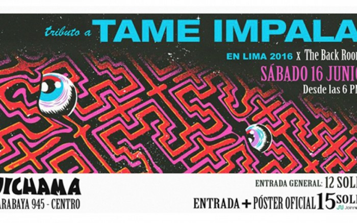 Tributo a The Drums y Tame Impala en Vichama /  / Joinnus