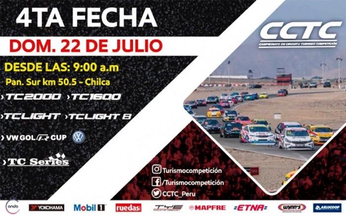 Campeonato de Circuito Turismo Competición - CCTC 4ta
