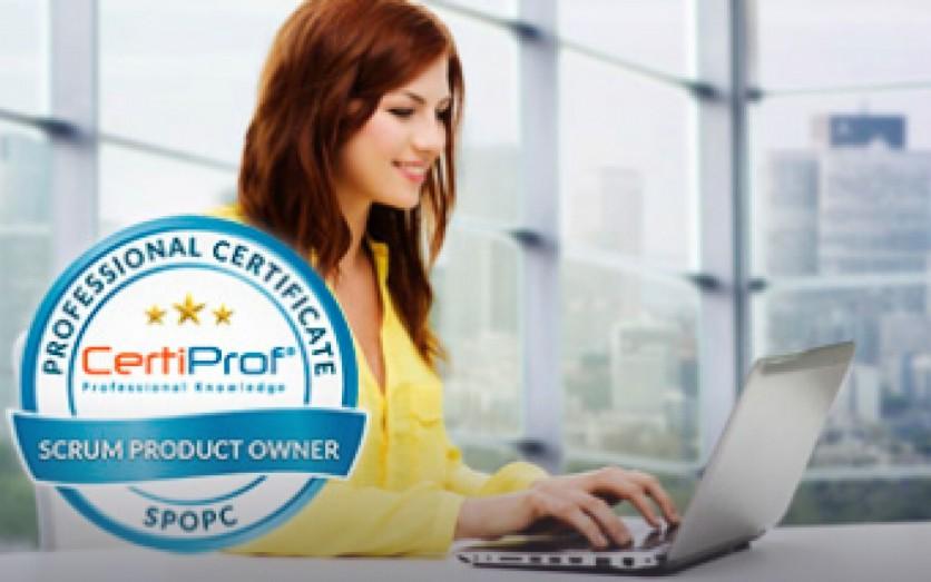 """CURSO ONLINE Autoestudio """"Scrum Product Owner Professional"""""""