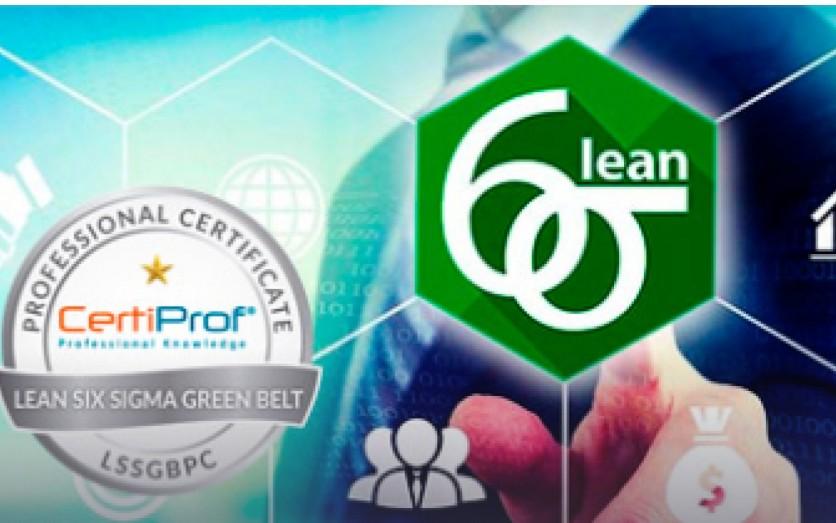 "CURSO ONLINE_Autoestudio ""Lean Six Sigma Green Belt"""
