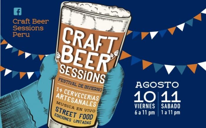 Craft Beer Sessions - Festival de invierno