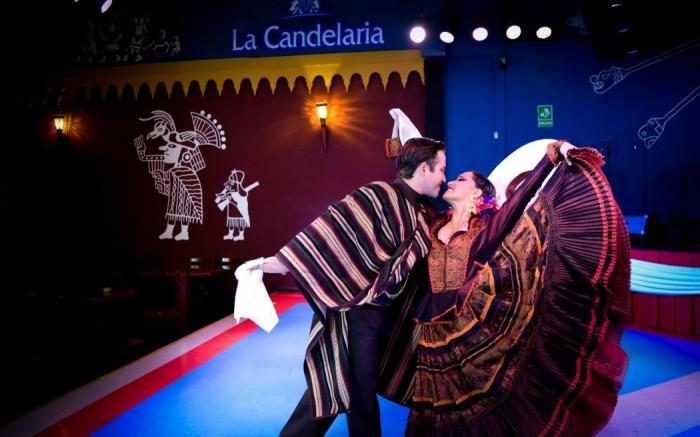 Noches de Folclor en La Candelaria /  / Joinnus