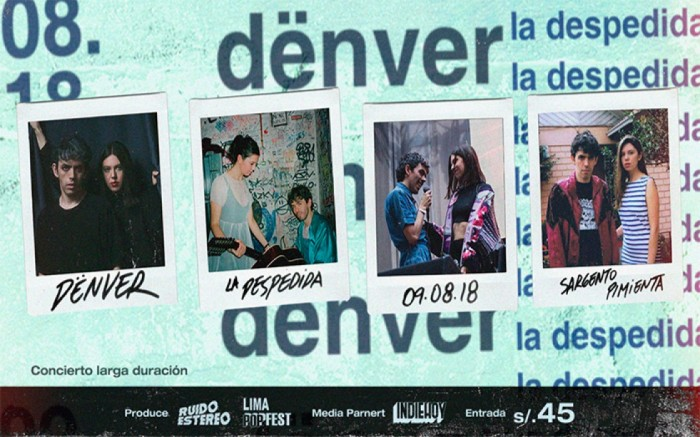 Denver: La despedida /  / Joinnus