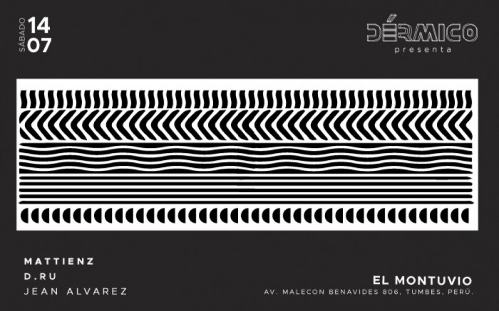 Dérmico pres. Mattienz, D.RU, Jean Alvarez /  / Joinnus