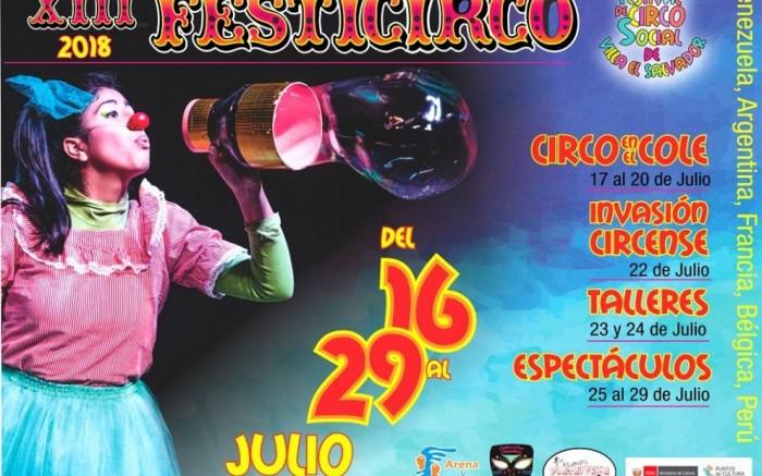 TEMPORADA FESTICIRCO 2018 *PREVENTA*