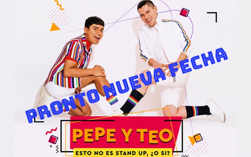 PEPE Y TEO - stand up