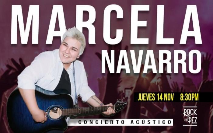 Marcela Navarro - Acústico 14 NOV