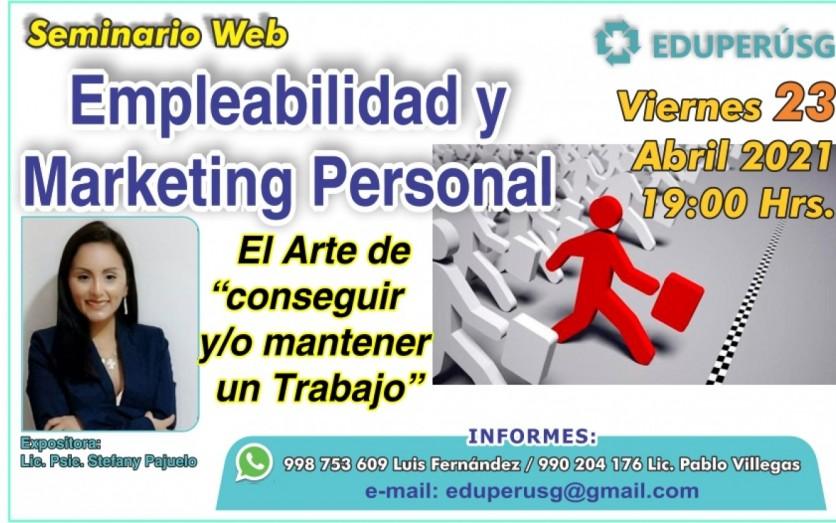 Empleabilidad y Marketing Personal
