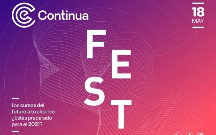 ContinuaFest - Alinea tu carrera a la Transformación Digital
