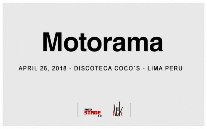 Motorama en Lima /  / Joinnus