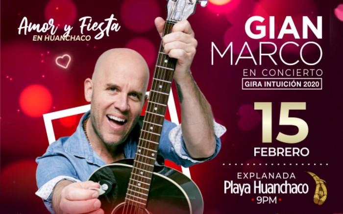 GIANMARCO en Trujillo