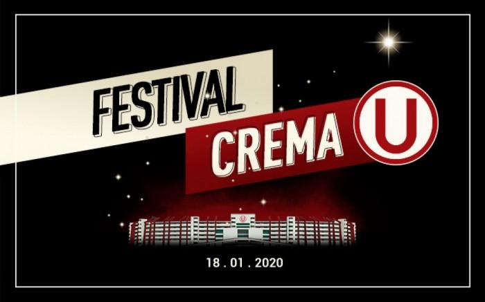 FESTIVAL CREMA 2020