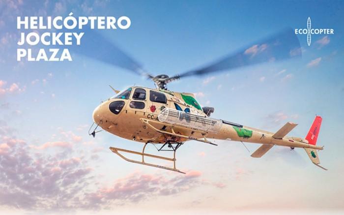 Sobrevuelo Turístico Costa Verde Helicóptero - Jockey Plaza