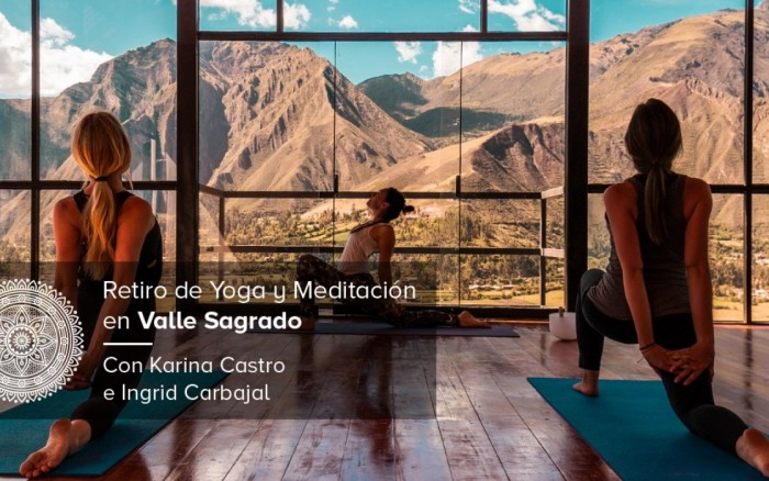 Conexión: Retiro de Yoga y Meditación en Valle Sagrado