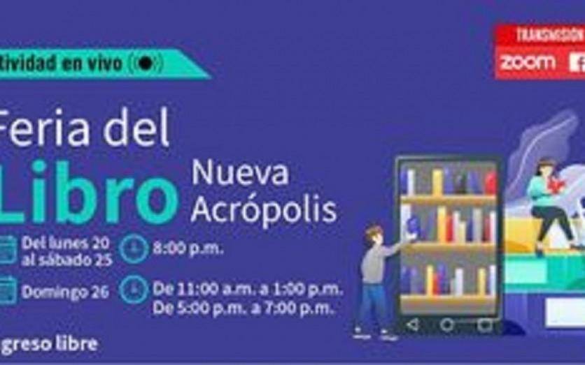 Feria del libro Nueva Acrópolis