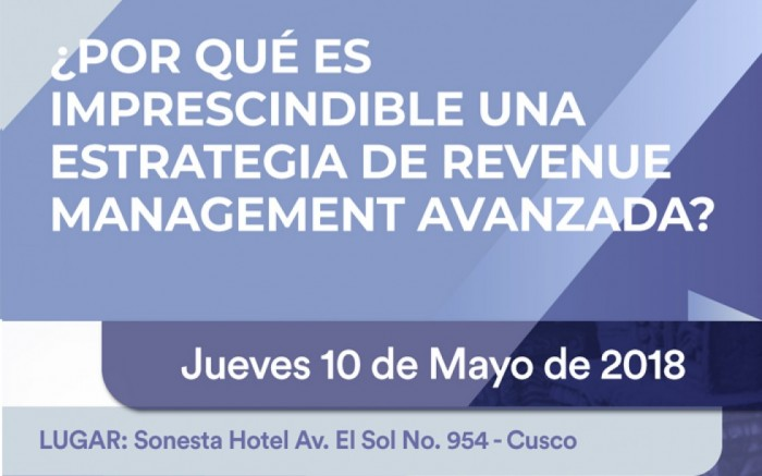 Estrategia de Revenue Management Avanzada – CUSCO /  / Joinnus