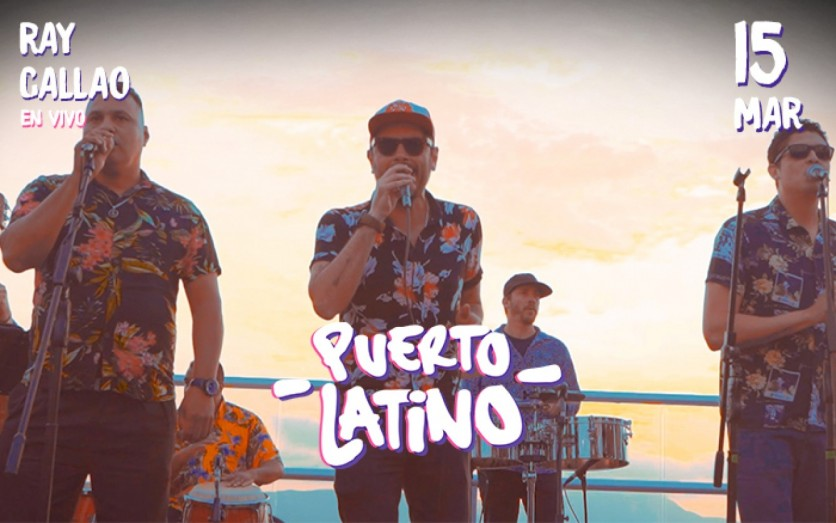Ray Callao en Puerto Latino