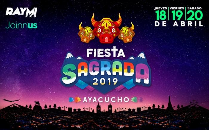 Fiesta Sagrada 2019